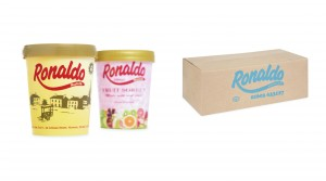 Retail Ice Creams & Sorbets in 500ml tubs