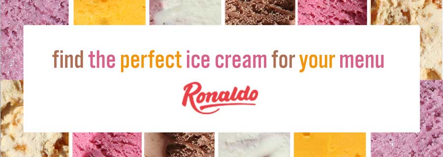 catering ice cream for your menu