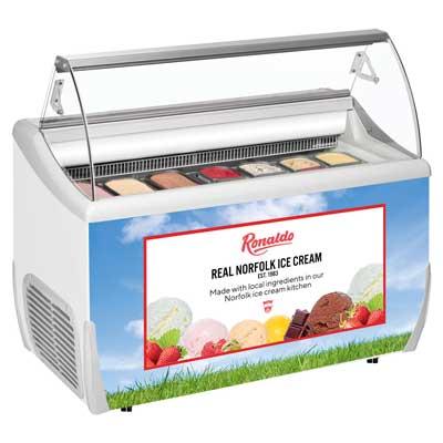 j7e Scooping freezer deals