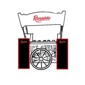 ronaldo ice cream barrow