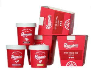 BIODEGRADABLE RETAIL ICE CREAM  TUBS